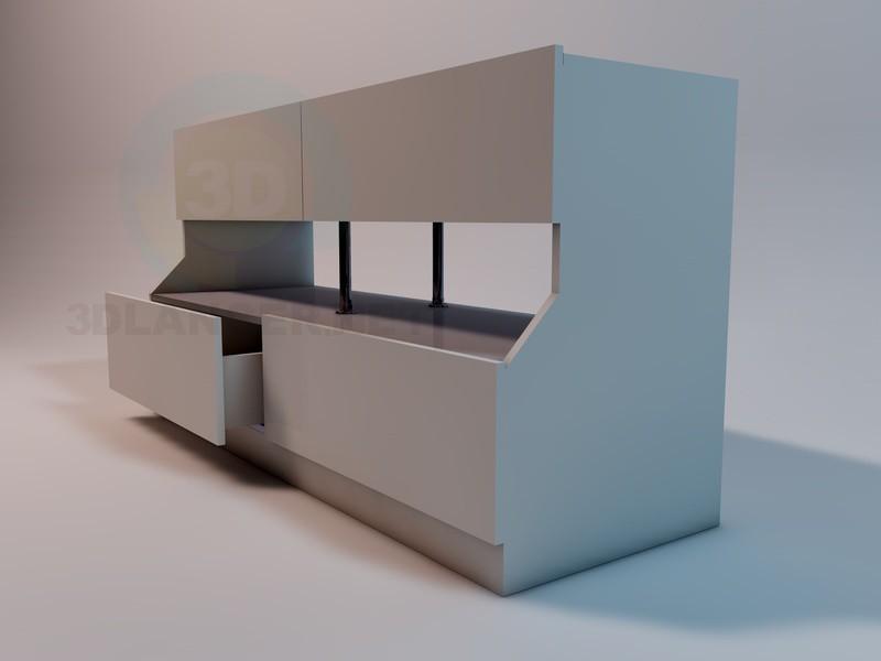 3d model Showcase - preview