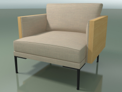 Кресло одноместное 5211 (Natural oak)