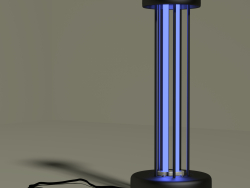 Ultraviolet germicidal lamp