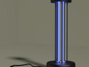 Ultraviolet germicidal lamp