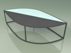 Coffee table 002 (Glazed Gres Storm-Water, Metal Smoke)