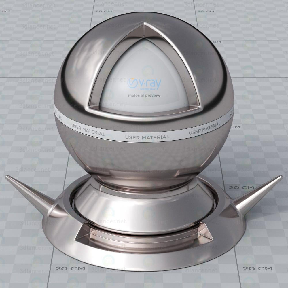 3d модель Болванка для матеріалу V-Ray – превью