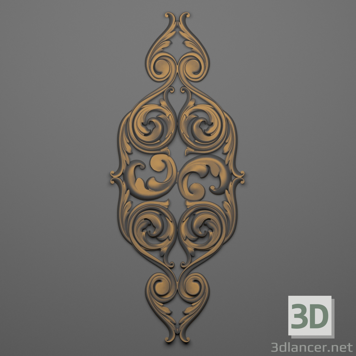 3d Decor 69 model buy - render