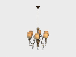 Lámpara ASTRID lámpara (CH108-6-AKD)