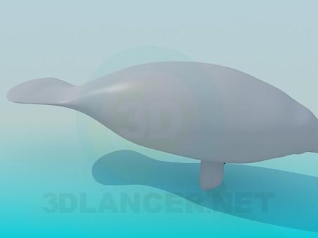 3d моделирование Морской котик модель скачать бесплатно