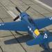 3d Grumman F8F-2 Bearcat model buy - render
