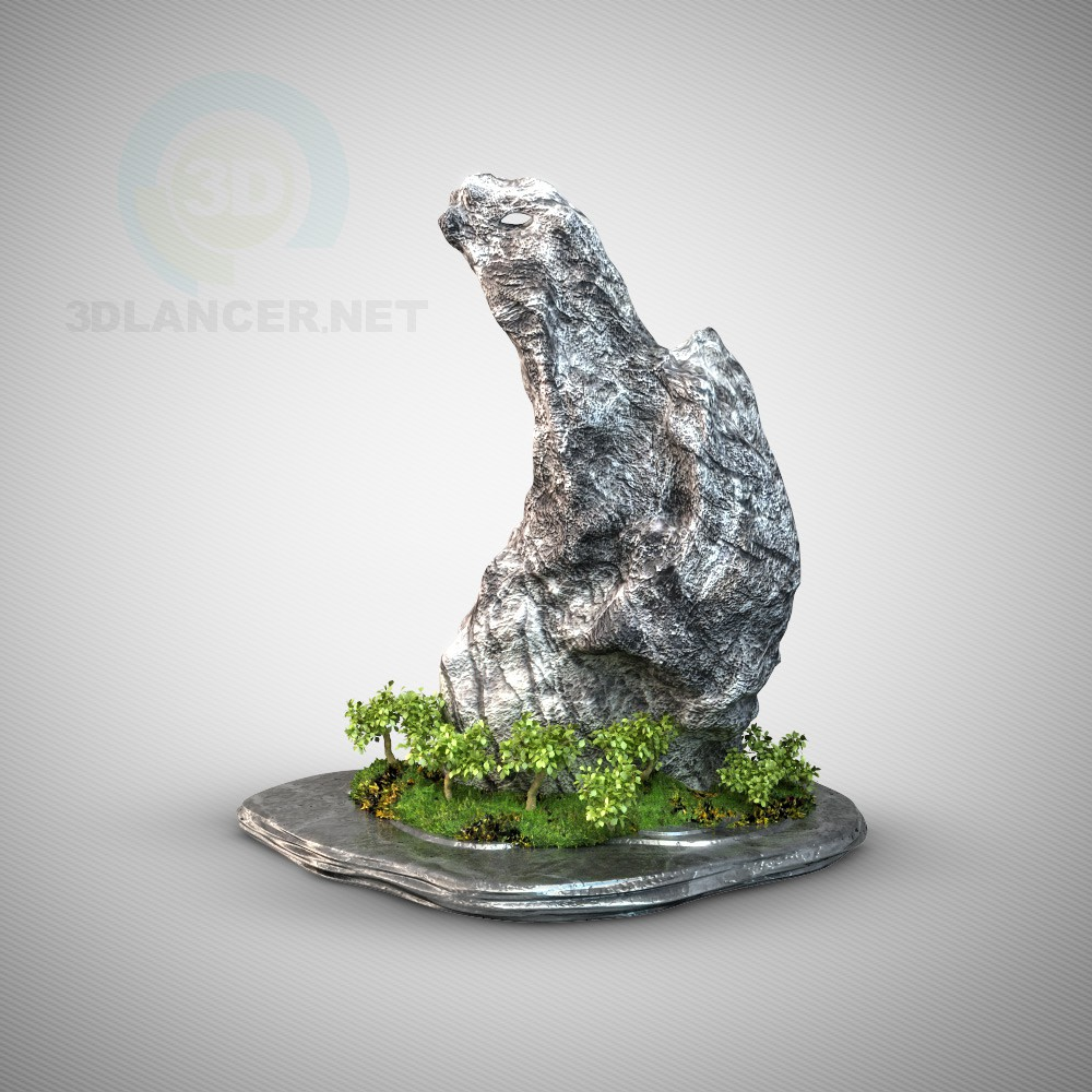3d modeling bonsai model free download