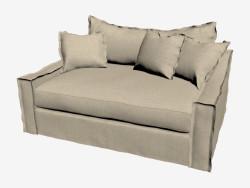 Sofa-bed double LOVESEAT (light)