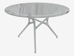 Table à manger ronde (petite) Table de branche
