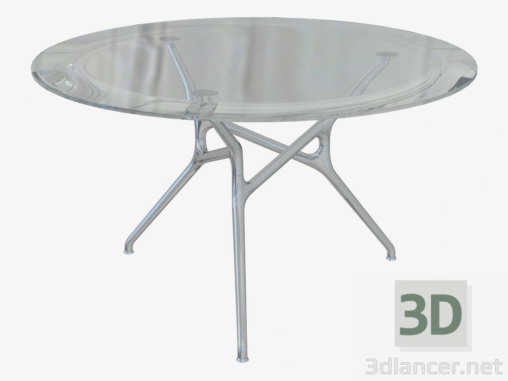 sezione speciale molti stili qualità 3d model Dining table round (small) Branch Table,Cappellini max ...