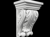 Decorative console (crane)