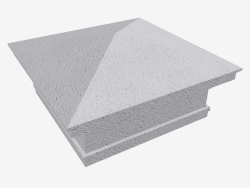 Cubierta en el pilar (LK62SB)