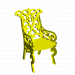 3d model Doll chair - preview