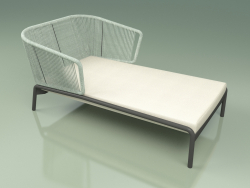 Chaise lounge 004 (Cord 7mm Mint)