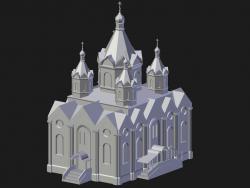 Arzamas. Église de noël