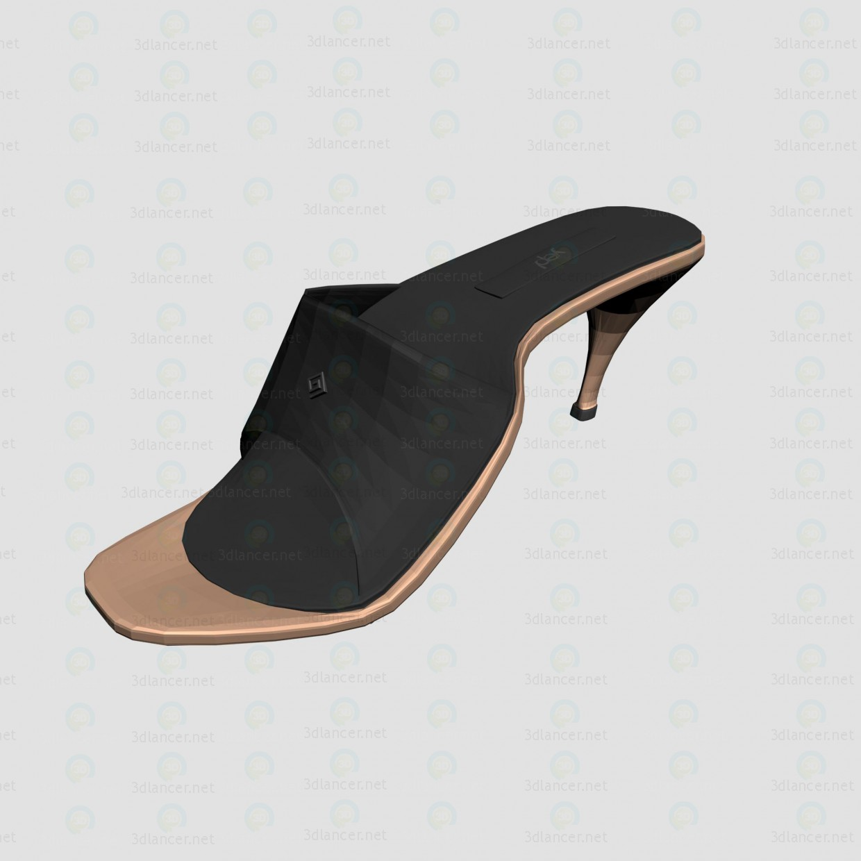 3d model Flip Flops - preview