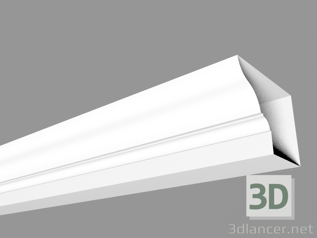 3d model Eaves front (FK18Z) - preview