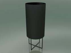 Flower pot PASSPARTOUT (H 100 cm, Anthracite)