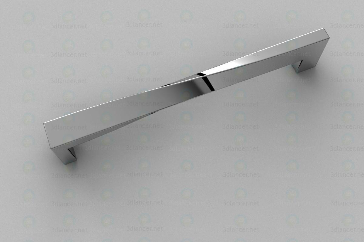 3d Ручка меблева D-703/160 G2 хром модель купити - зображення