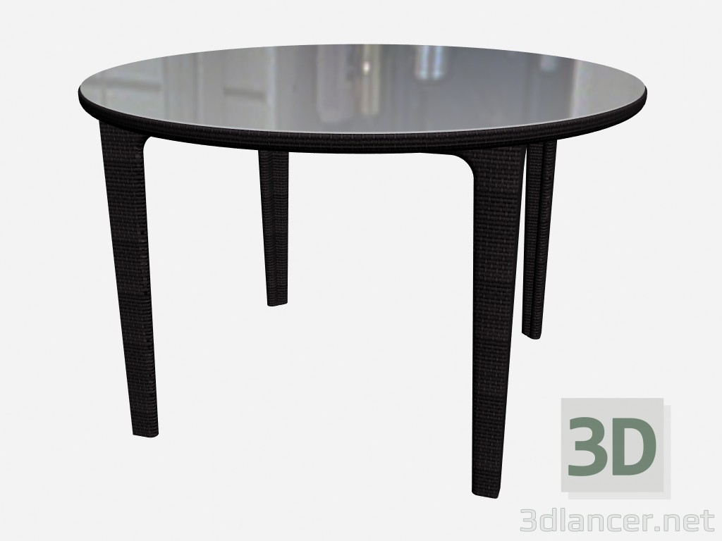 3d model Dining table Table Base 6482 88120 - preview
