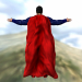 modèle 3D superman - preview