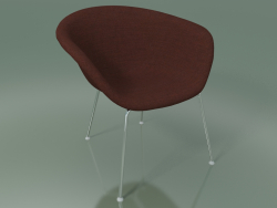 Lounge chair 4232 (4 legs, upholstered f-1221-c0576)
