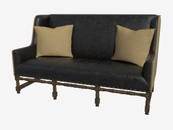 Ledersofa LEATHER SOFA