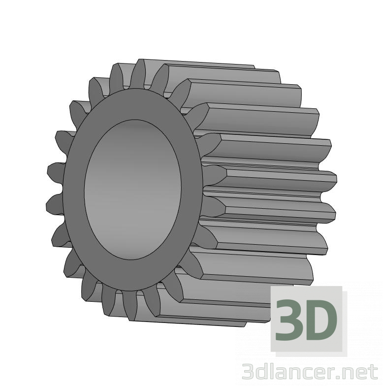 3d Gear Karcher K2 5.352-093.0 model buy - render