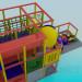 descarga gratuita de 3D modelado modelo Zona de juegos