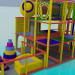 3d model Playground - preview