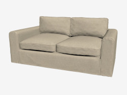 Canapé-lit double 70 '' UPHOLSTERED SOFA