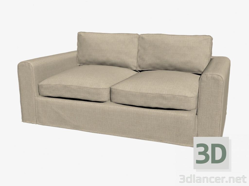 3d modell doppel schlafsofa 70 39 39 upholstered sofa vom hersteller curations limited mons id 18801. Black Bedroom Furniture Sets. Home Design Ideas