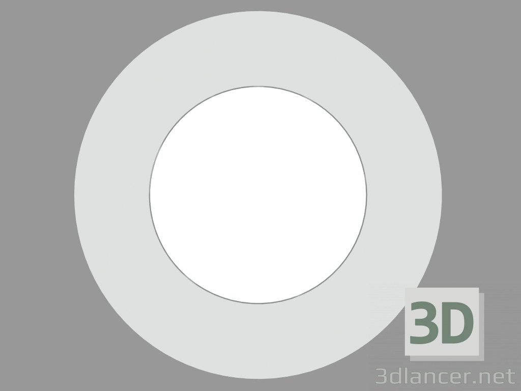 3d model Built-in luminaire MINIRING (S4953) - preview