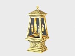 Лампа настольная CAMP TABLE LAMP (TL056-4)