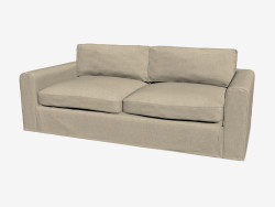 Canapé-lit double 83 '' UPHOLSTERED SOFA