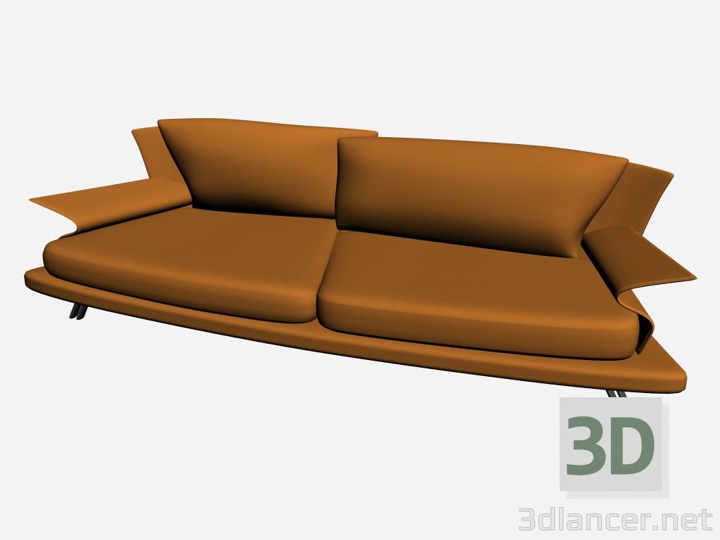 3d model sofa super roy 14 il loft collection sofas - Super sofa ...