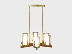 Lámpara candelabro araña (CH042-6-ARS)