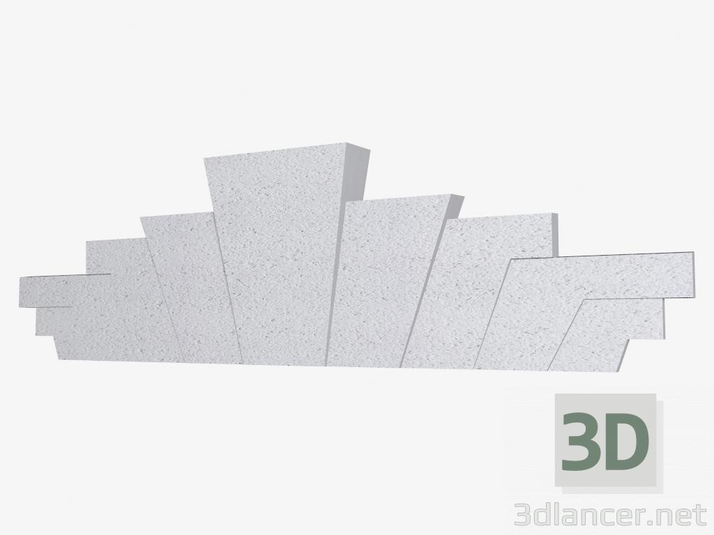 3d model Keystone (FZ63D) - preview