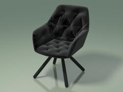 Swivel chair Cody (112822, black)