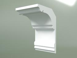 Corniche en plâtre (socle de plafond) KT010