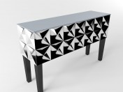 Decorative desk