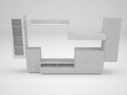 Parede modular