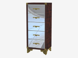 Chest of drawers in classical style 472