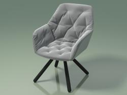 Cadeira giratória Cody (112823, cinza quente)