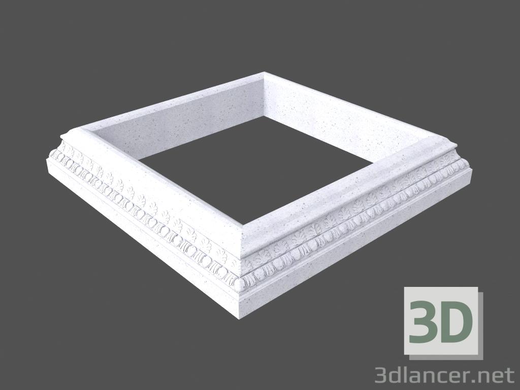 3 डी मॉडल फाउंटेन (LF40K) - पूर्वावलोकन