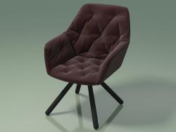 Cadeira giratória Cody (112824, chocolate)