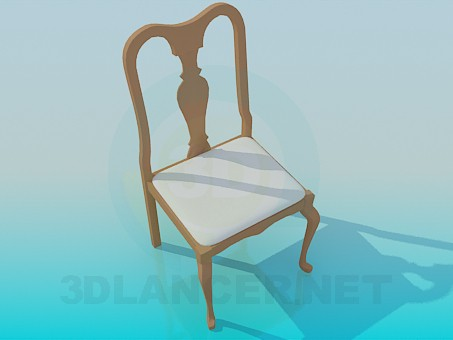 3d model Chair for the dining room - preview