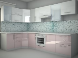 Kitchen gloss