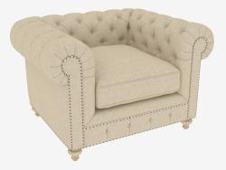 आर्मचेयर सिगार क्लब कुर्सी (7841.0001)