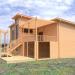 3d House of laminated veneer lumber model buy - render